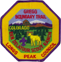 BDSR Gregg Boundary Trail